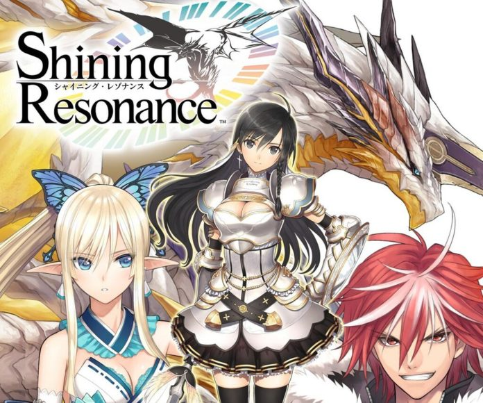 Shining Resonance Refrain annuncio