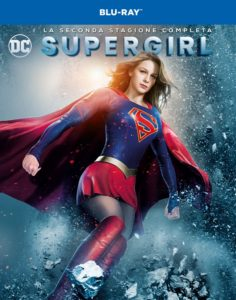 Supergirl Stagione 2 Blu Ray