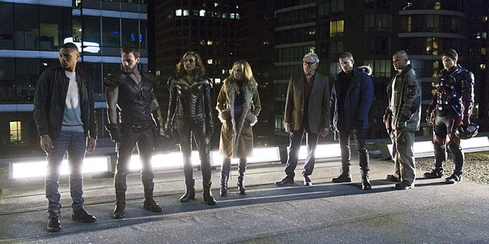 DC's Legends of Tomorrow Recensione BLu Ray