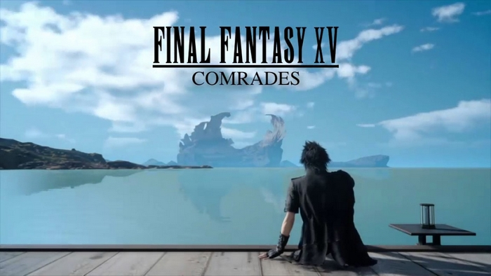 Final Fantasy XV Comrades trofei