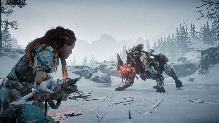 Horizon Zero Dawn: The Frozen Wilds Lista trofei