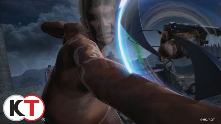 Attack on Titan 2 – pubblicato un nuovo trailer per il titolo di Koei Tecmo