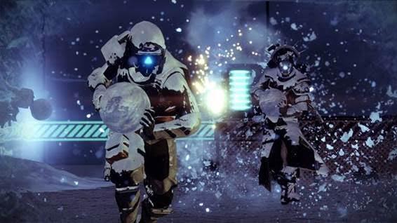 Destiny 2 – disponibile l'evento invernale