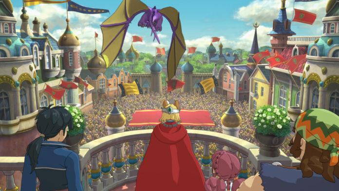 Ni No Kuni II: Il Destino di un Regno rinvio