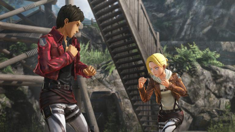 Attack on Titan 2 – svelati nuovi dettagli sull'action game