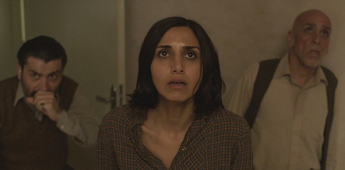 Under The Shadow recensione blu ray