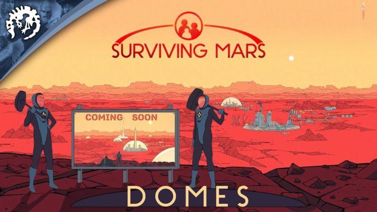 Surviving Mars – online il nuovo trailer dello strategico manageriale