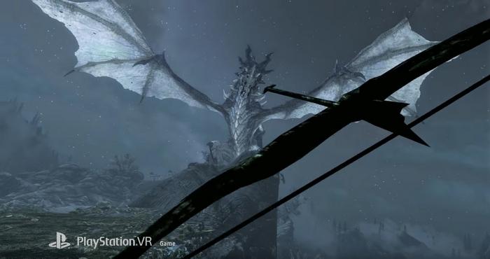 The Elder Scrolls V: Skyrim VR recensione