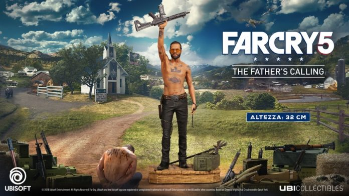 The Father's Calling far cry 5