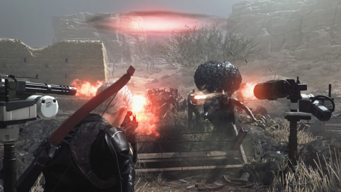 Metal Gear Survive - Provato della Open Beta