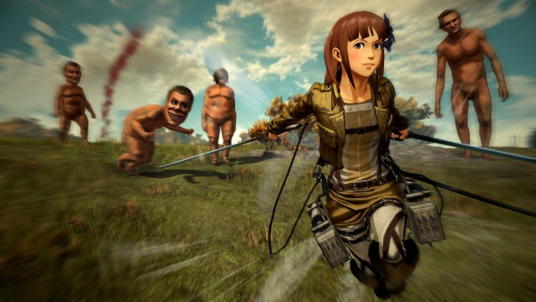 Attack on Titan 2 – nuovo video gameplay
