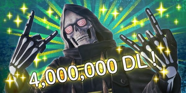Let It Die – superati i 4 milioni di download