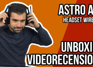 Astro A50 Videorecensione
