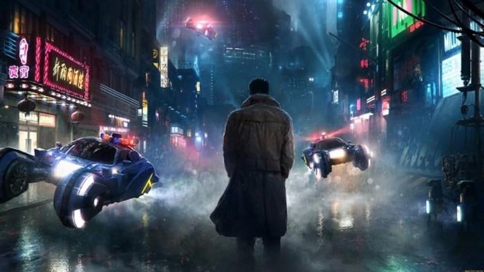Blade Runner 2049 Blu Ray