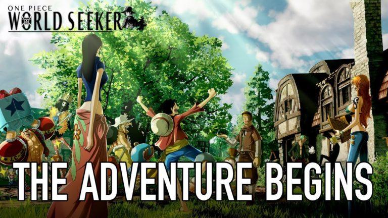 One Piece: World Seeker – pubblicato un nuovo trailer