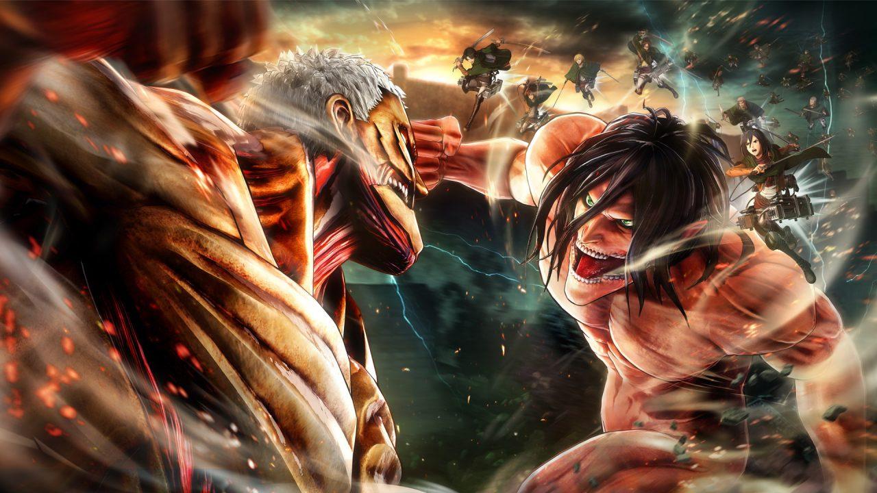 Attack on Titan 2 Recensione
