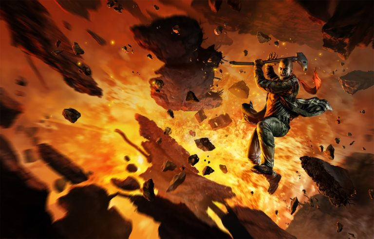 Red Faction: Guerilla Re-Mars-Tered – annunciata la data d'uscita