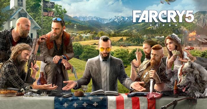 Far Cry 5 – online la patch 1.04