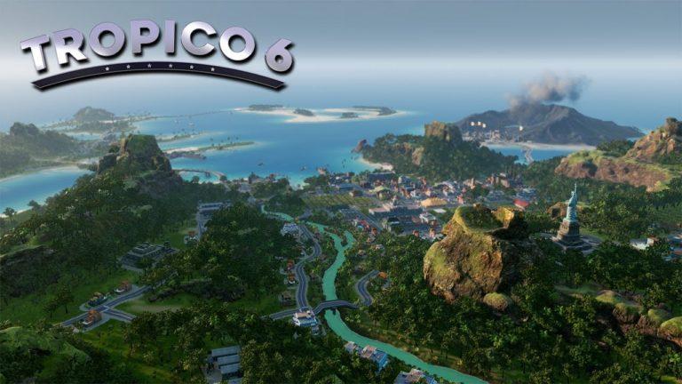 Tropico 6 – pubblicato un nuovo gameplay trailer