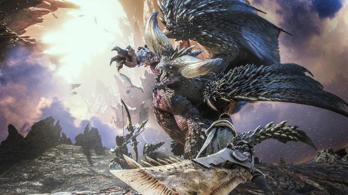 Monster Hunter World – Arriva il Nergigante arcitemprato, annunciato un nuovo periodo di prova gratuita