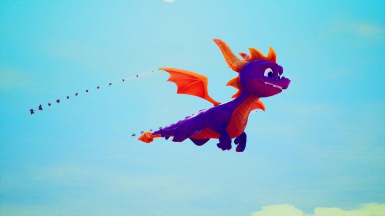 Spyro Reignited Trilogy – spiegato il download dei contenuti per la versione fisica del gioco