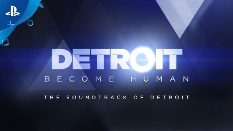 Detroit: Become Human – la colonna sonora è la protagonista del nuovo trailer