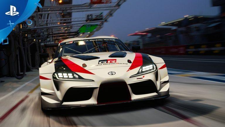 Gran Turismo Sport – la patch 1.18 si mostra con un nuovo trailer