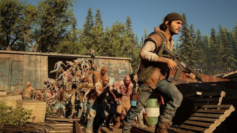 Days Gone – Online un nuovo gameplay
