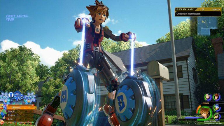 Kingdom Hearts III – recap della premiere