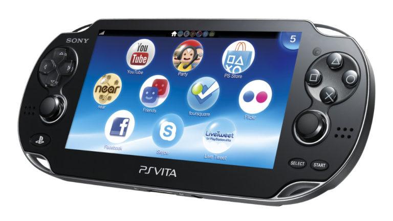 PS Vita – la produzione dei titoli fisici cesserà da Marzo 2019