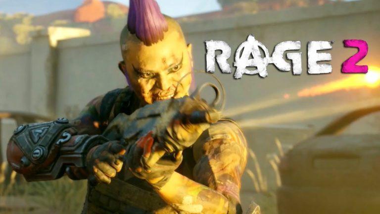 RAGE 2 – presentato il gameplay con un nuovo video