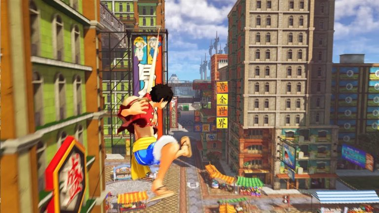 One Piece: World Seeker – online il secondo trailer ufficiale