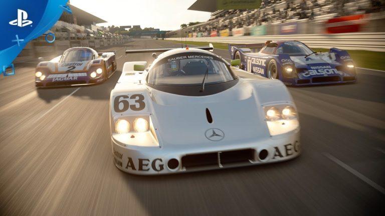 Gran Turismo Sport – la patch 1.19 si mostra con un nuovo trailer