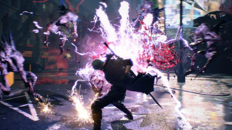 Devil May Cry 5 – lo sviluppo è completo al 75%