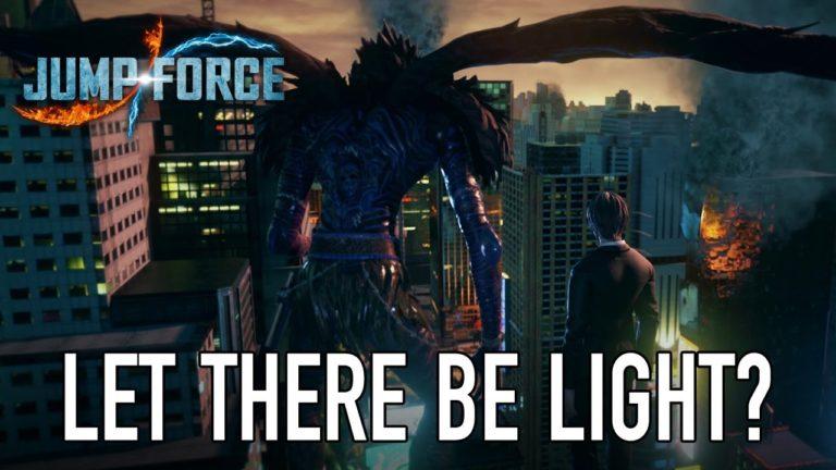 Jump Force – Light Yagami viene introdotto nel nuovo teaser trailer