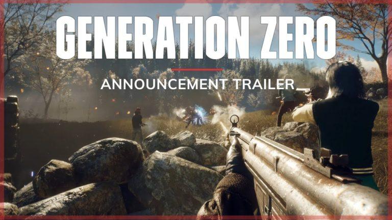 Avalanche Studios – annunciato ufficialmente Generation Zero