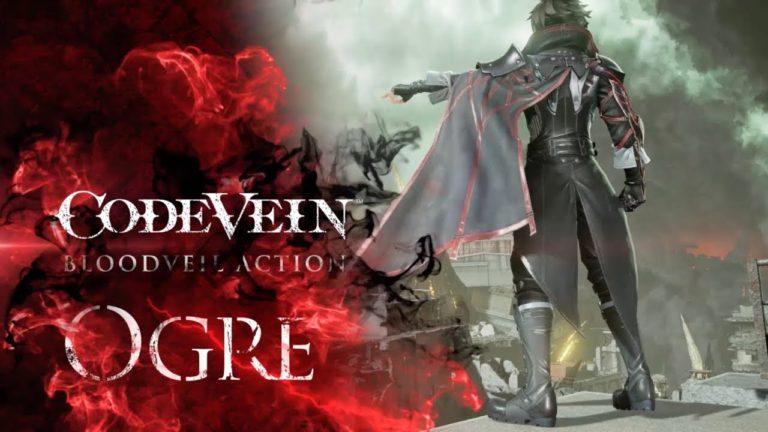 Code Vein – online un nuovo trailer
