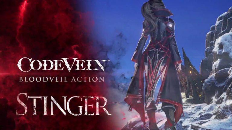 Code Vein – il bloodveil Stinger si mostra nel nuovo trailer