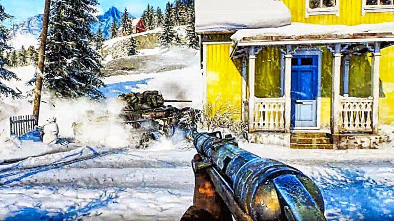E3 2018 – nuovo gameplay trailer per Battlefield 5