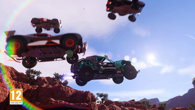 OnRush – online il trailer di lancio del racing game di Codemasters