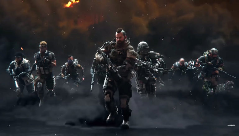 Call of Duty: Black Ops 4 – presentate tre armi disponibili nella beta