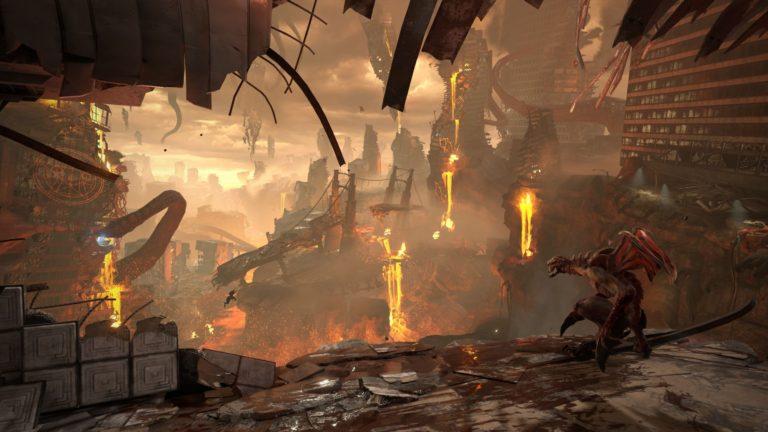 Doom Eternal – Svelata la presenza di un Hub dedicata al Doomguy