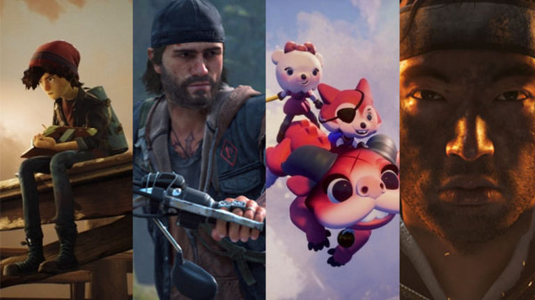 Sony – pubblicati nuovi video making of di alcune esclusive