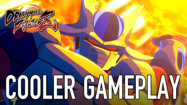 Dragon Ball FighterZ – Cooler si mostra in un nuovo gameplay trailer