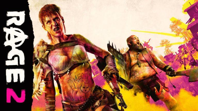 Rage 2 – il titolo torna a mostrarsi in un nuovo gameplay al Quakecon 2018