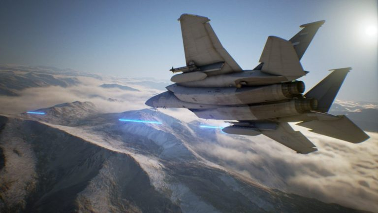 """Ace Combat 7: Skies Unknown – Il DLC """"Anchorhead Raid"""" si mostra in video"""