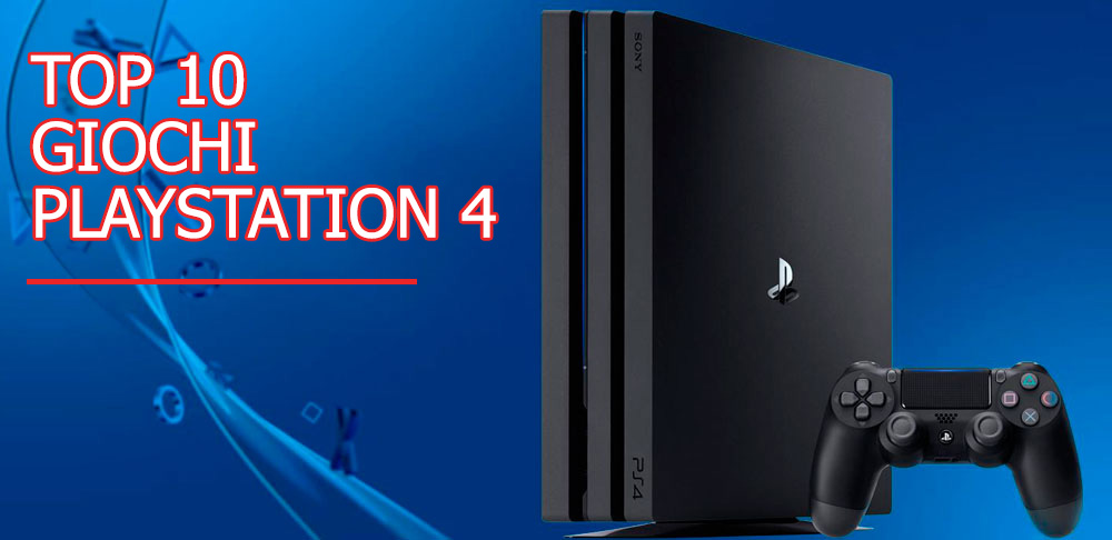 Migliori giochi per playstation 4