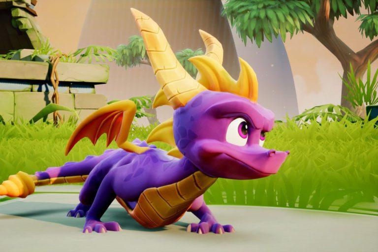 Spyro e Crash Bandicoot in Bundle negli Stati Uniti