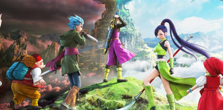 Gamestop – Dragon Quest XI: Echi di un'Era Perduta disponibile a metà prezzo