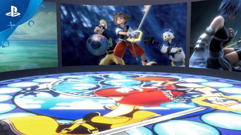 Kingdom Hearts VR Experience – annunciato ufficialmente